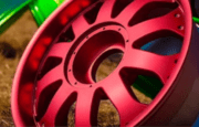 Порошковая краска для дисков